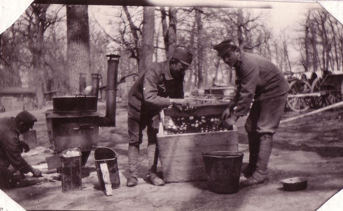 Velká válka ve sbírce Muzea Jindřichohradecka #18