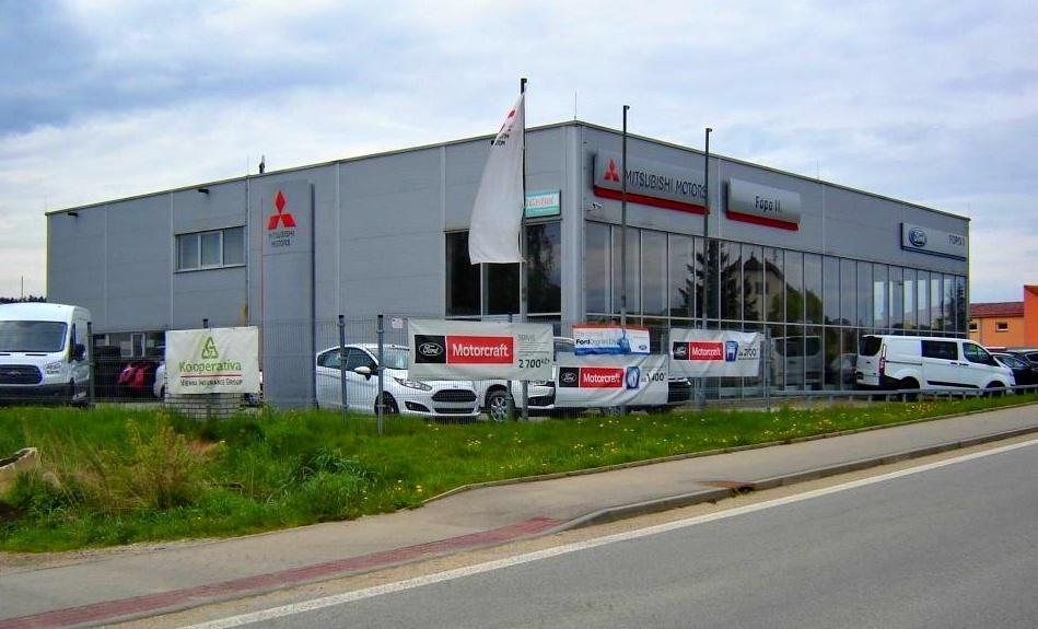 FOPO II přijme zaměstnance na pozici prodejce nových vozů FORD