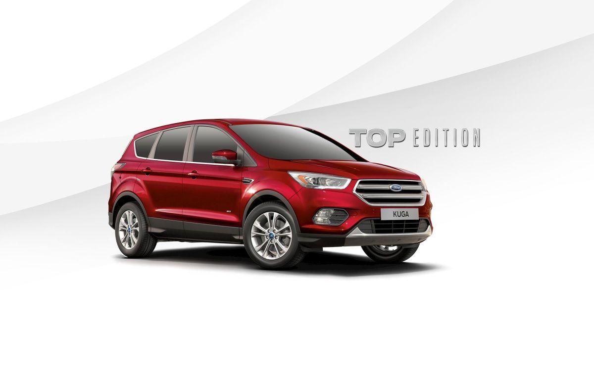 FOPO II -  jediný autorizovaný dealer nových vozů a servisních služeb Mitsubishi a Ford vJindřichově Hradci novy-ford-kuga