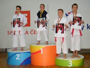 Úspěchyčlenů Karate J. Hradec OGRD v ČR a zahraničí