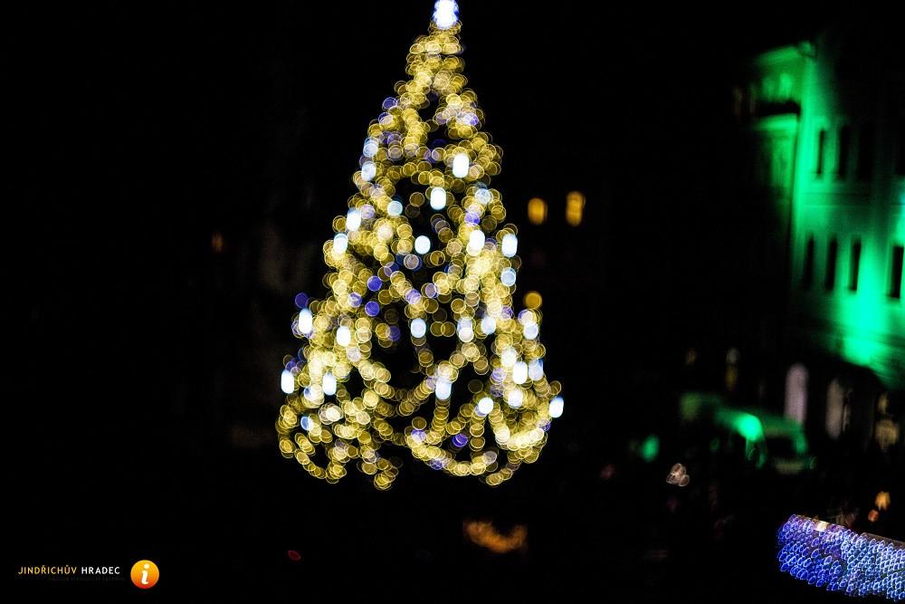Fotil Martin: Rozsvícení vánočního stromu 2016