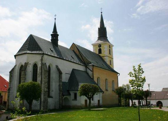 Kostel sv. Ottona v Deštné