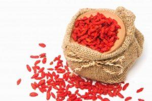 Naturhouse doporučuje: Plody goji pro dlouhý život, ostrý zrak a lepší plodnost