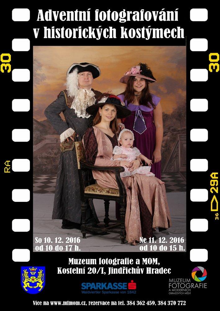 Adventní program v Muzeu fotografie a MOM