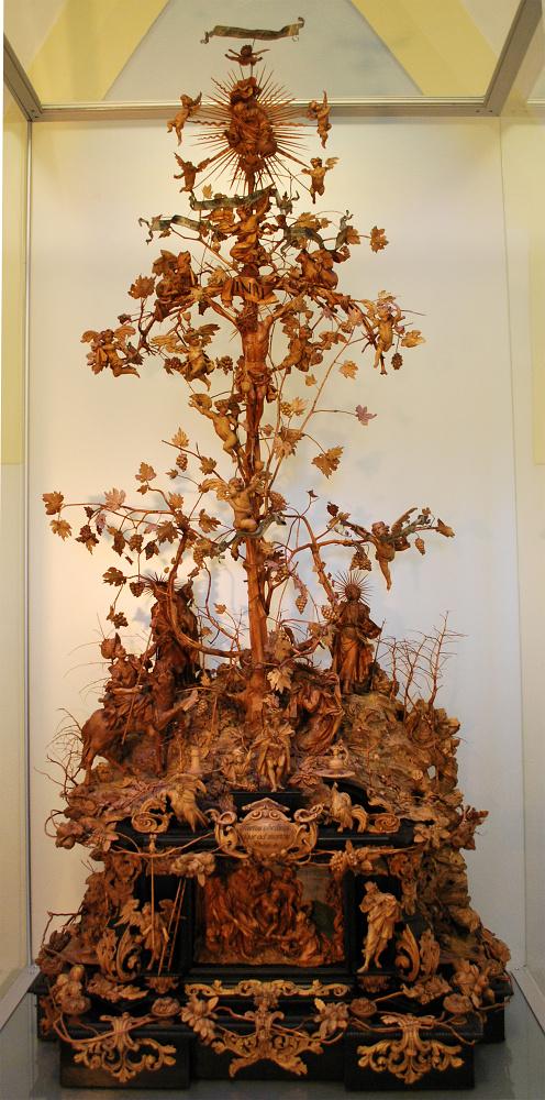 Strom života k vidění v Muzeu Jindřichohradecka!