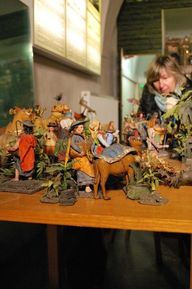 Krýzovy jesličky nechává Muzeum Jindřichohradecka po půl století restaurovat