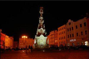 jindřichův hradec ilustrační náměstí míru