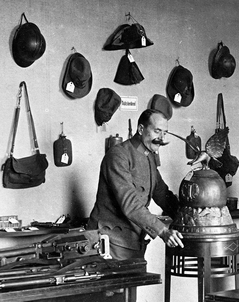 Velká válka ve sbírce Muzea Jindřichohradecka #20