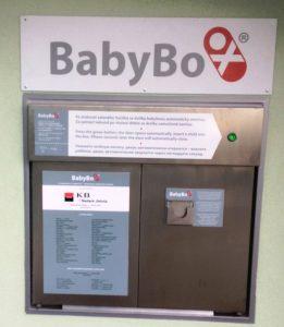 AR SERVIS přispěl na Babybox nové generace v Jindřichově Hradci