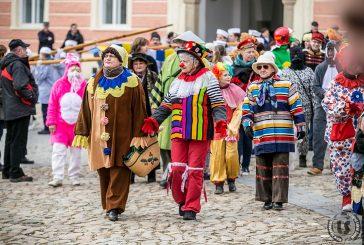 Fotil Lukáš: Masopustní průvod masek 2017