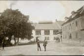 Historie sídla Domu gobelínů, bývalého pivovaru
