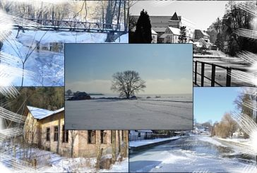 Fotila Amálie: Lednová magie sněhu a ledu v Jindřichově Hradci