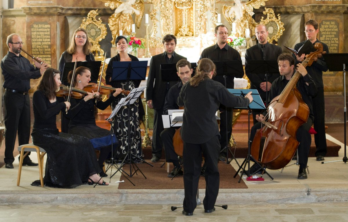 Barokní dny Město Dačice