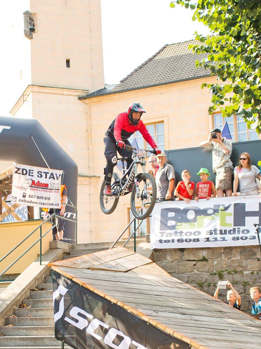 Down town Město Dačice