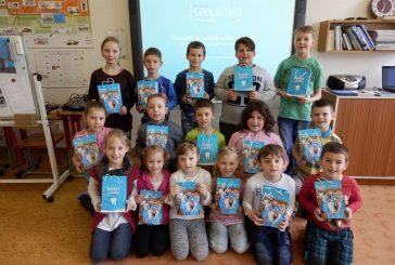 Veselé zoubky na základní škole v Lodhéřově