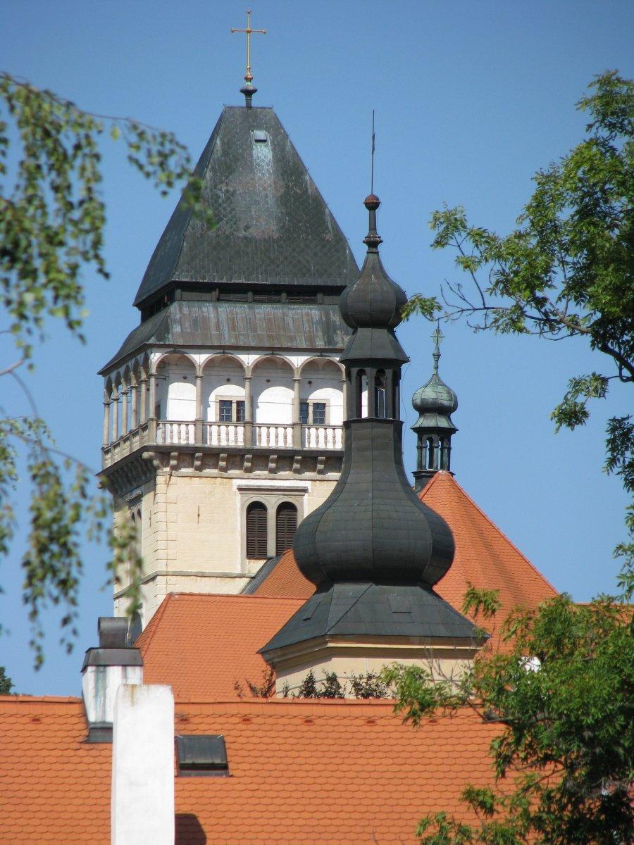 Pohledová fotka Město Dačice