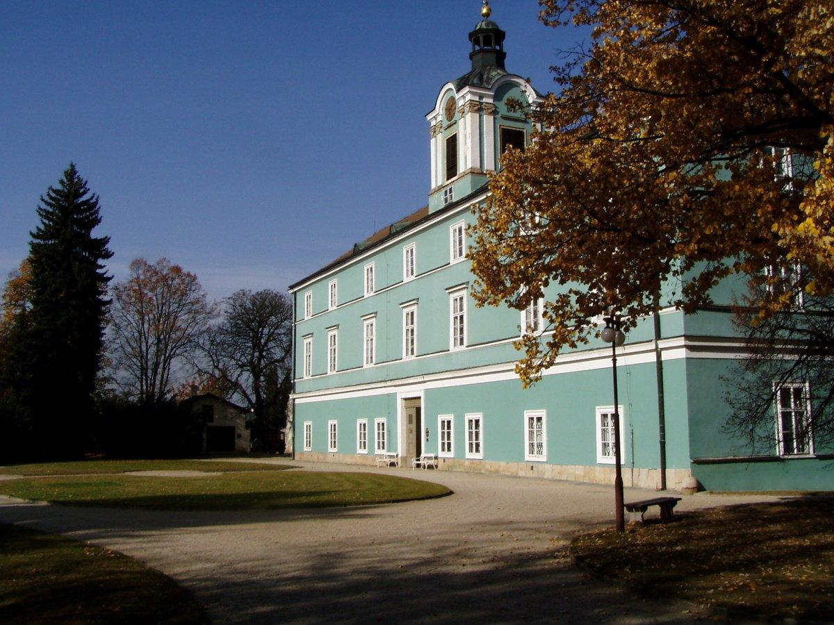 Státní zámek Dačice 2 Město Dačice
