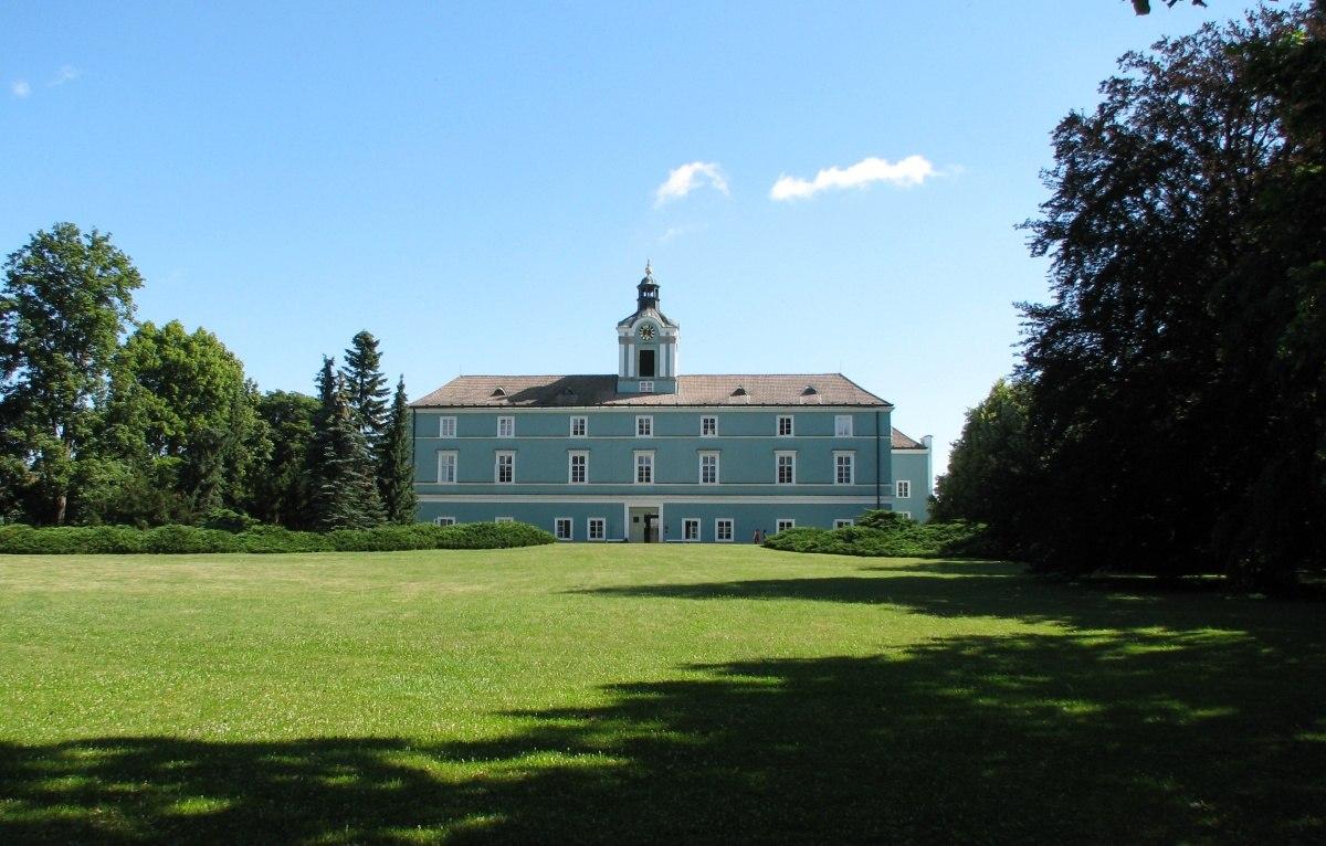 Státní zámek Dačice Město Dačice