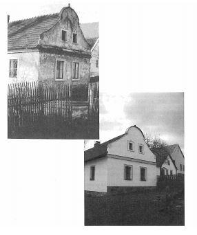 Lidová architektura v Deštné (Z historie Deštné #2)