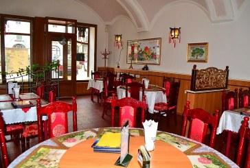 Čínská restaurace U zlatého draka