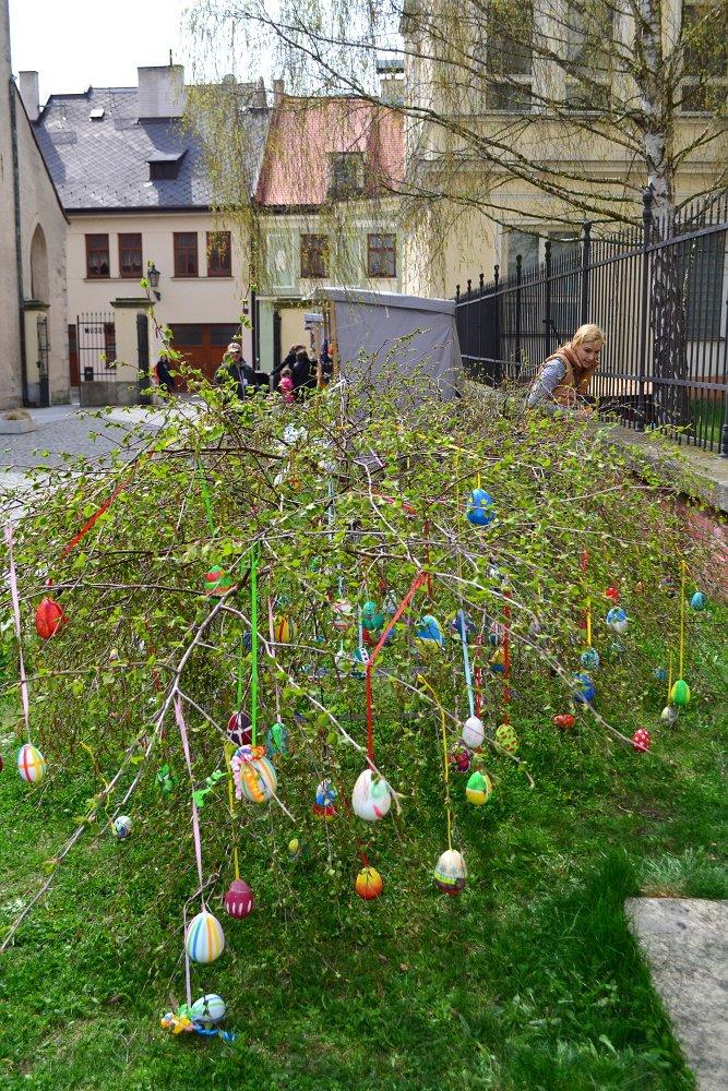 Velikonoční veselice 2017 obrazem