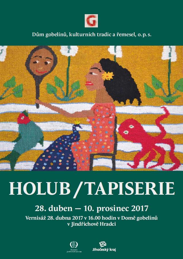 Vladimír Holub/ Tapiserie