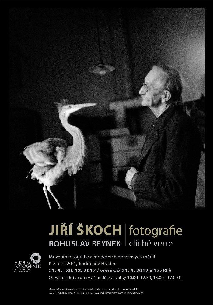 JIŘÍ ŠKOCH / fotografie, BOHUSLAV REYNEK / cliché verre