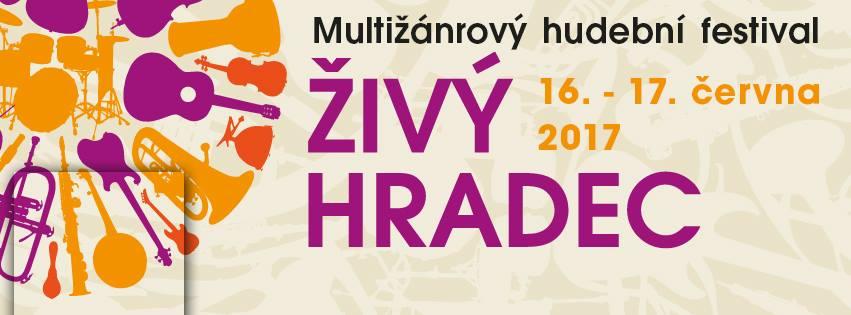 ŽIVÝ HRADEC – multižánrový hudební festival