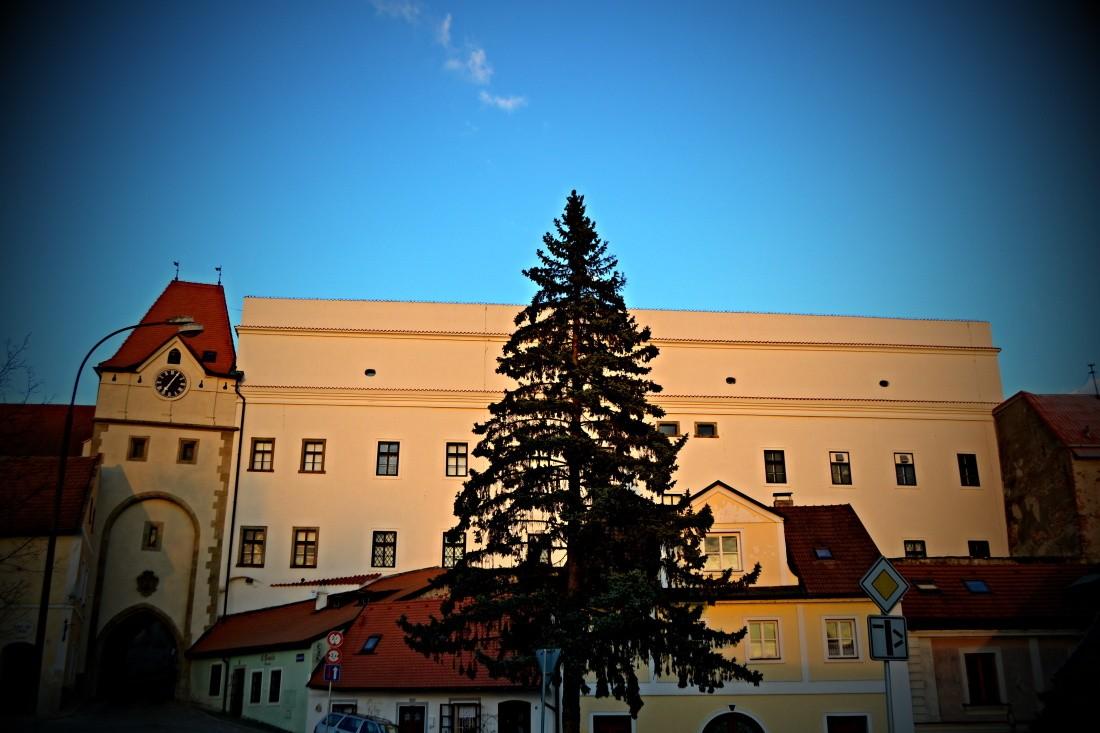 Fotila Amálie: Barevný dubnový Jindřichův Hradec