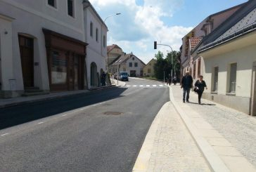 Po rekonstrukci se v pátek otevře Václavská ulice