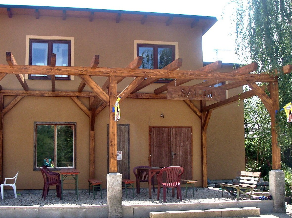 Farma Jindřiš - ubytování