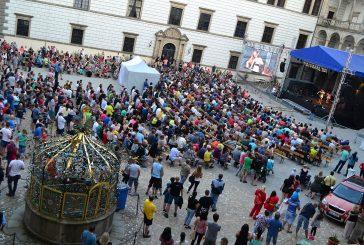 Fotila Amálie: Dny města Jindřichův Hradec
