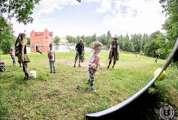 Fotil Lukáš: Dětský den na Červené Lhotě