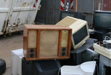 Jindřichův Hradec recyklací elektrospotřebičů výrazně ulevil životnímu prostředí
