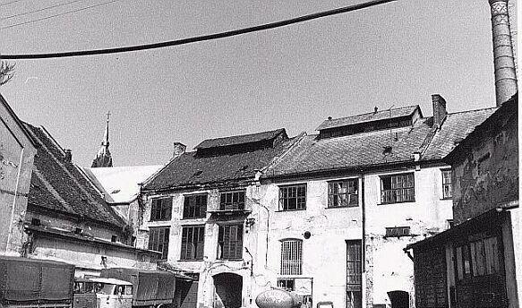zámecký pivovar Jindřichův Hradec
