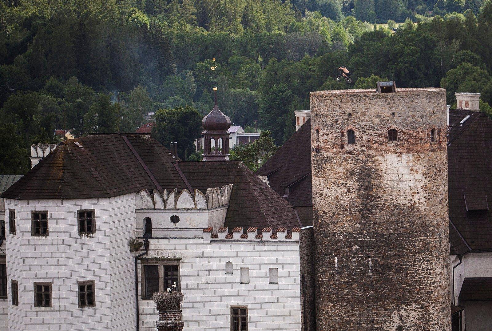 Fotil Martin: Na kole po Černé věži