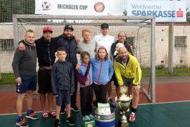 Třináctý ročník Michálek Cupu vyhráli Němci z východu