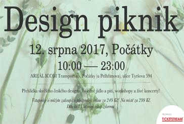 Open Air festival Design piknik v Počátkách