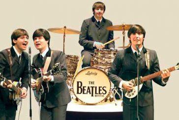 Beatles Revival + akrobatická show – TOP týden
