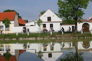 Třeboňsko kolo cyklistika