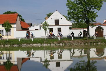 Třeboňsko je doslova rájem cyklistů