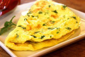 vejce omeleta
