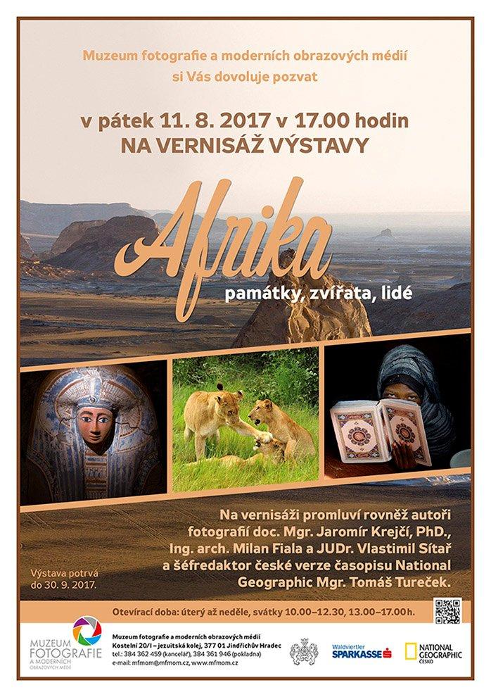 Afrika – památky, zvířata, lidé