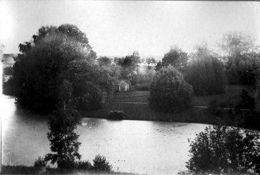 Historické proměny zámeckého parku v Dačicích