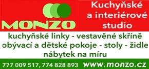 MONZO - Kuchyňské a interiérové studio