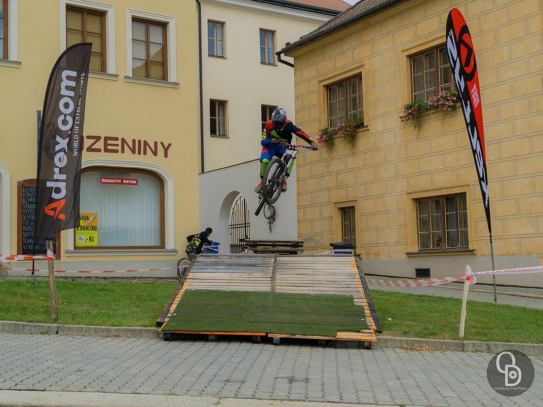Downtown Dacice 2017