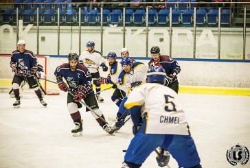 První přípravný zápas HC Vajgar s loňským finalistou krajského přeboru