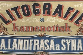 220 let landfrasovy tiskárny  a Knižní kultura 19. století