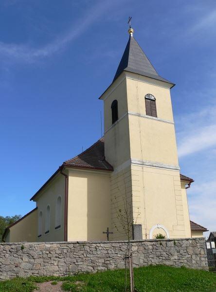 Kostel sv. Bartoloměje ve Stranné