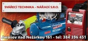 Svářecí technika - Nářadí s.r.o.